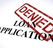 declined loan application