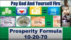 prosperity formula